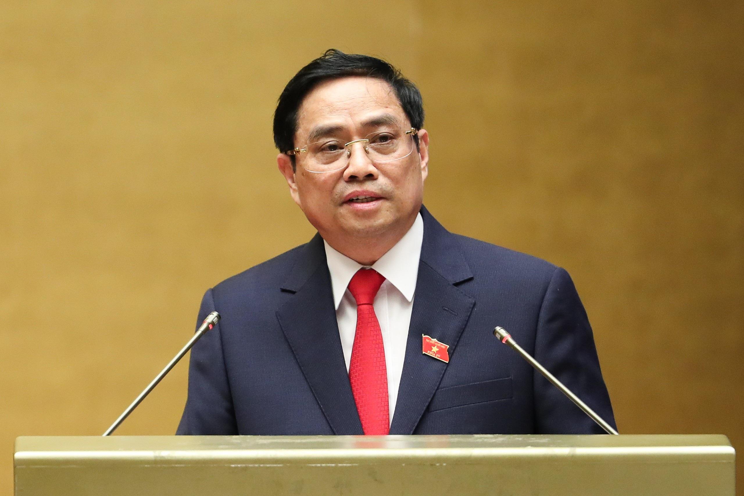 Thủ tướng trình cơ cấu Chính phủ, giảm một Phó Thủ tướng