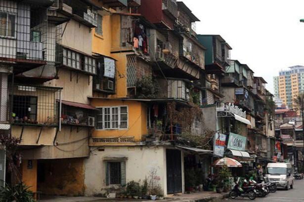 Tổng rà soát, kiểm định chung cư cũ: Hà Nội mạnh tay chi số tiền lớn
