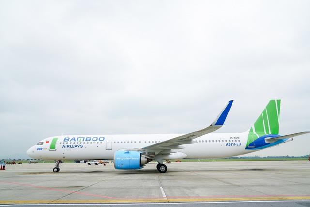 Bamboo Airways bất ngờ dừng tất cả các chuyến bay thương mại