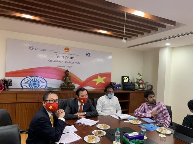 Ấn Độ muốn rót nửa tỷ USD xây công viên dược phẩm 500 ha tại Việt Nam - 1