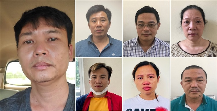 Bắt Tổng Giám đốc Công ty Cây xanh Hà Nội