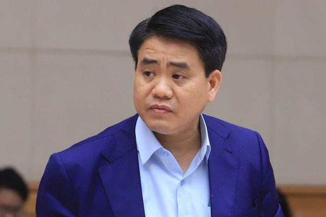Cú điện thoại định mệnh của ông Nguyễn Đức Chung làm nhiều người bị khởi tố - 1