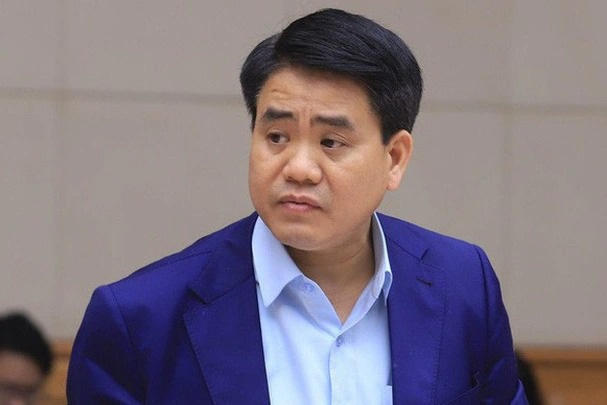 Cú điện thoại định mệnh của ông Nguyễn Đức Chung làm nhiều người bị khởi tố