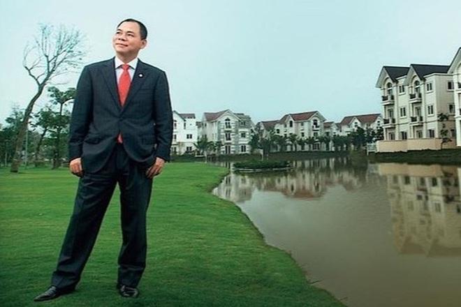 Mảng kinh doanh chính hạ nhiệt, ông Phạm Nhật Vượng vẫn lãi khủng - 1