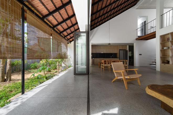 Ngôi nhà gần gũi thiên nhiên ở Hà Tĩnh được lên tạp chí kiến trúc nổi tiếng - 2