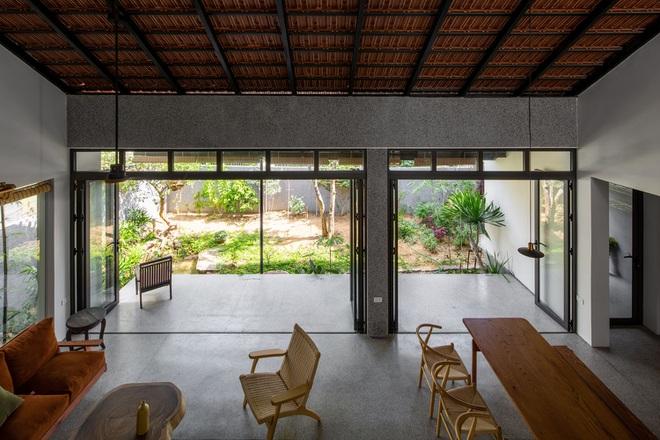 Ngôi nhà gần gũi thiên nhiên ở Hà Tĩnh được lên tạp chí kiến trúc nổi tiếng - 7