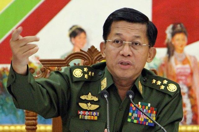 Tổng tư lệnh quân đội trở thành tân Thủ tướng Myanmar