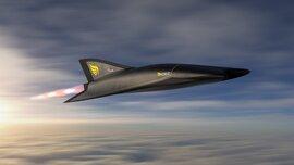 Mỹ sắp thử UAV siêu vượt âm nhanh gấp 5 lần tốc độ âm thanh