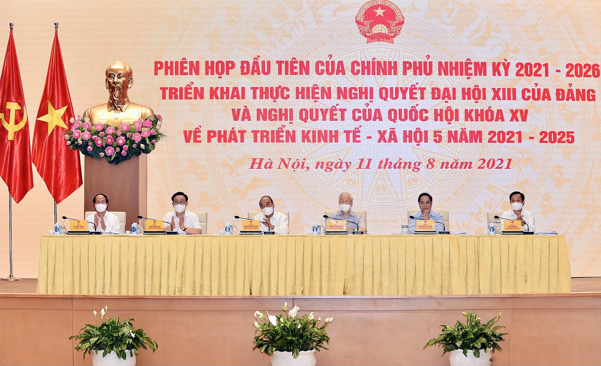 Chính phủ: Đến năm 2025, Việt Nam vượt qua mức thu nhập trung bình thấp