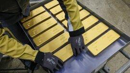 Giá vàng đang ở mức thấp trong 4 tháng và còn tiếp tục giảm