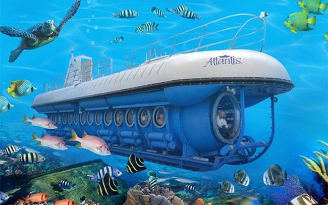 Chơi tàu ngầm, đại gia có thể phải chịu phí trước bạ