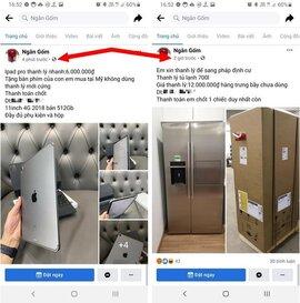 Bị tố lừa đảo, Facebooker