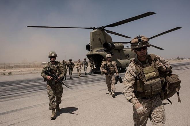 Mỹ ồ ạt đưa thêm hàng nghìn quân tới Afghanistan - 1