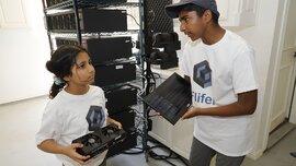 Cậu bé 14 tuổi kiếm 32.000 USD/tháng nhờ khai thác Ethereum