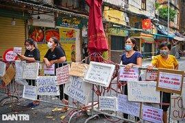 Hà Nội: Dừng bán hàng ở