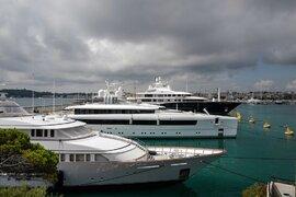 Giới nhà giàu đang neo đậu siêu du thuyền ở đâu giữa đại dịch?