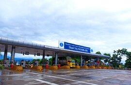 Trạm thu phí Km6 cao tốc Nội Bài - Lào Cai hoạt động trở lại sau 45 ngày tạm dừng