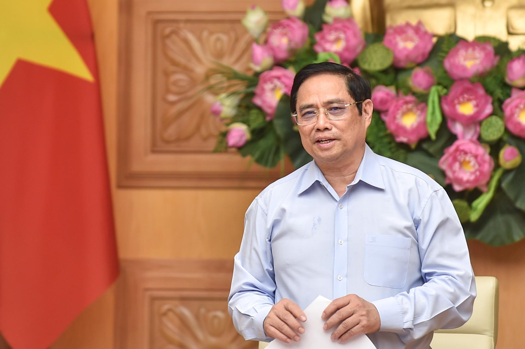 Thủ tướng gặp gỡ doanh nghiệp Mỹ, kỳ vọng phát triển hơn nữa hợp tác đầu tư