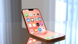 Đã đến lúc Apple ra mắt iPhone màn hình gập?