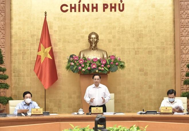 Thủ tướng: Lên kịch bản phục hồi và thúc đẩy kinh tế trong điều kiện mới - 1