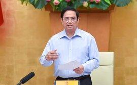 Thủ tướng: Đa dạng hóa nguồn lực đầu tư cho kết cấu hạ tầng giao thông
