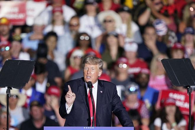 Ông Trump tích cực chuẩn bị cho kế hoạch trở lại Nhà Trắng - 1
