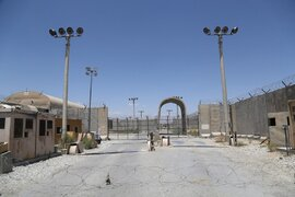 Trung Quốc bác tin tiếp quản căn cứ quân sự Mỹ tại Afghanistan