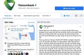 Vietcombank lên tiếng về sao kê