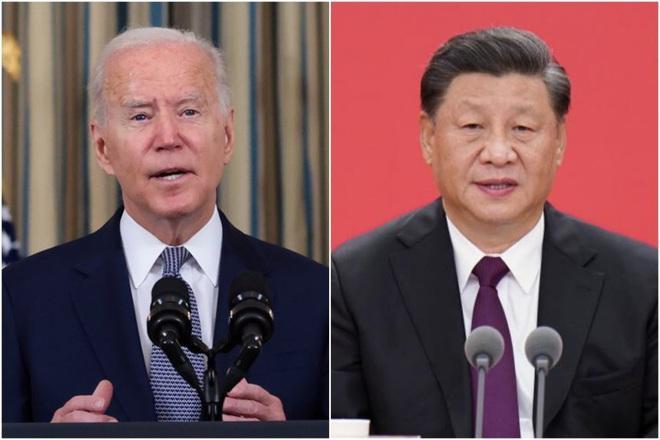 Ông Biden và ông Tập lần đầu điện đàm sau 7 tháng - 1