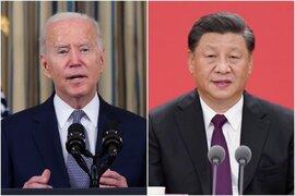 Ông Biden và ông Tập lần đầu điện đàm sau 7 tháng