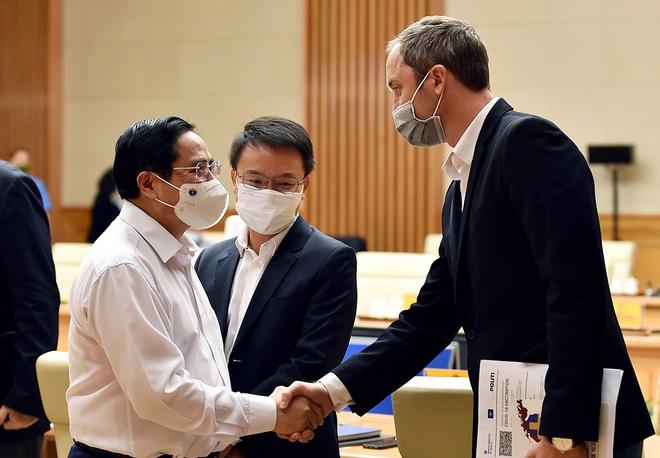 Thủ tướng: Thành công của nhà đầu tư nước ngoài là thành công của Việt Nam - 2