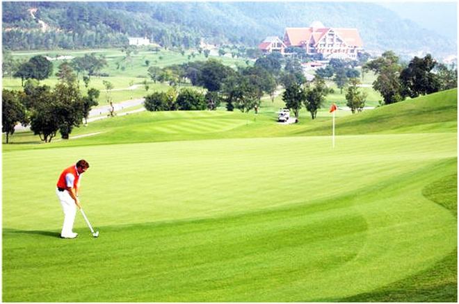 Từ hôm nay Vĩnh Phúc mở cửa sân golf, điểm du lịch, nhà hàng ăn uống - 2