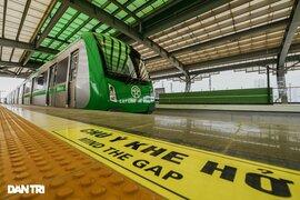 Bộ Giao thông nói gì về việc hoàn thành đường sắt Cát Linh - Hà Đông?