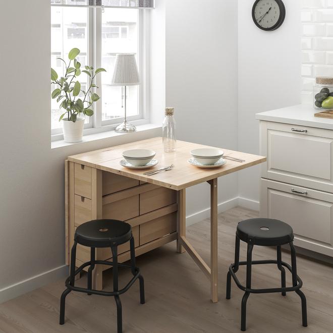 Những thiết kế bàn ăn hoàn hảo cho không gian nhỏ - 4