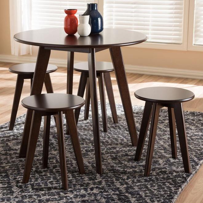 Những thiết kế bàn ăn hoàn hảo cho không gian nhỏ - 7