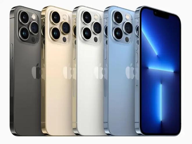 Người Việt phải nhịn ăn tiêu hơn 154 ngày mới đủ tiền mua iPhone 13 Pro - 2