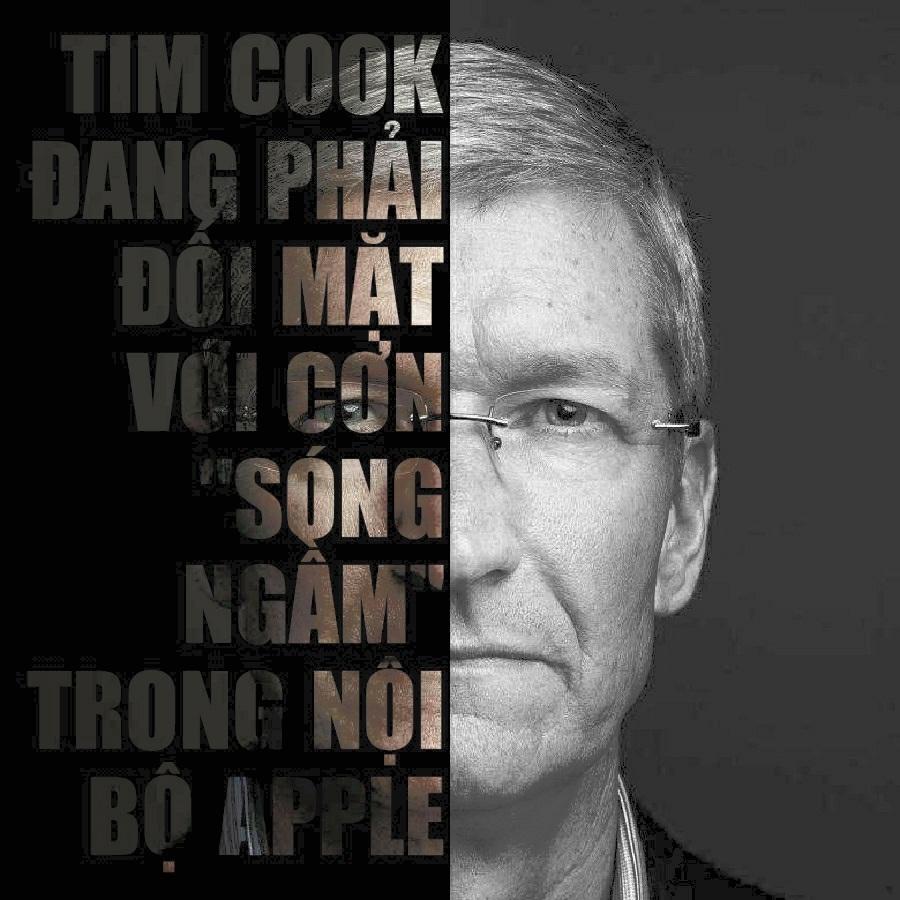 Cơn sóng ngầm bất ổn trong nội bộ có làm lung lay đế chế Apple? - 1