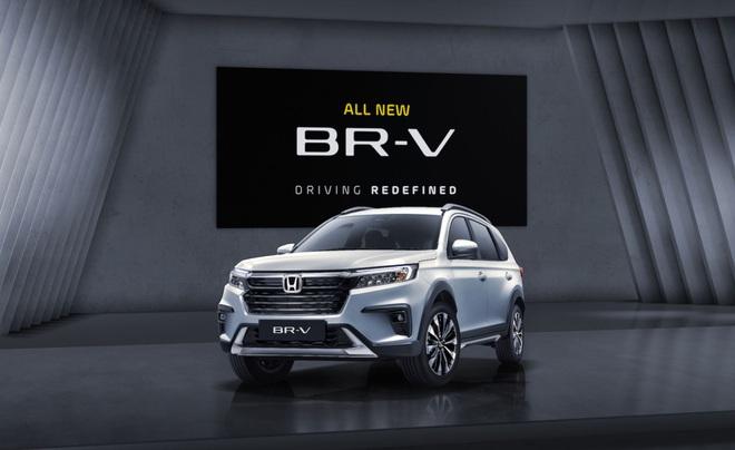 Honda BR-V thế hệ mới chính thức ra mắt - 1