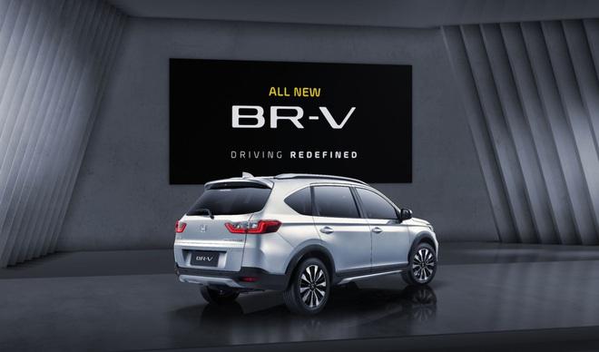 Honda BR-V thế hệ mới chính thức ra mắt - 2