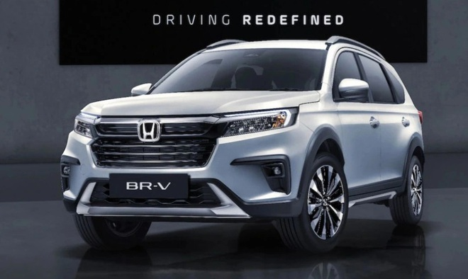 Honda BR-V thế hệ mới chính thức ra mắt - 5
