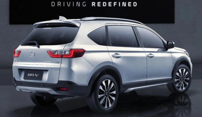 Honda BR-V thế hệ mới chính thức ra mắt - 7