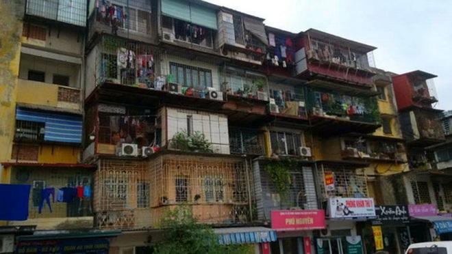 Những khu chung cư cũ nào ở Hà Nội sắp được xây lại? - 1