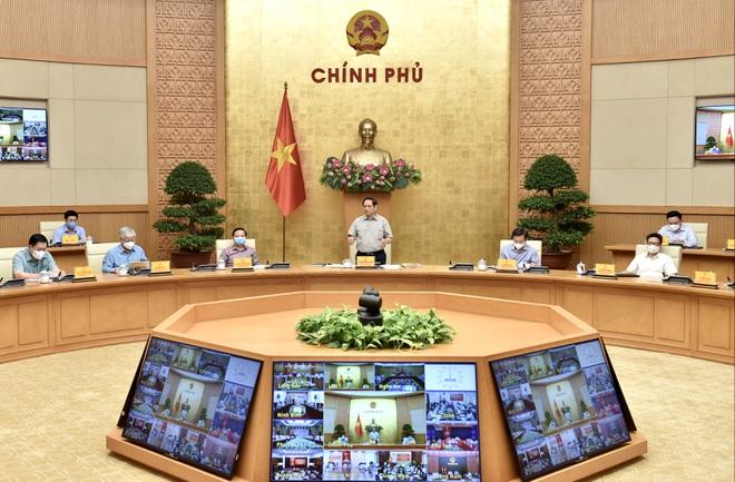 Thủ tướng: Cố gắng đến 30/9 từng bước nới lỏng giãn cách có kiểm soát - 1