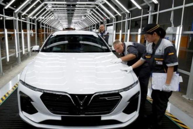 Ngoài Đức và Pháp, VinFast muốn bán ô tô điện tại nhiều nước châu Âu khác - 1