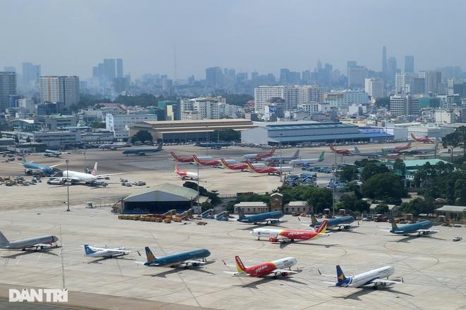 Kế hoạch khai thác đường bay: Gửi mọi tỉnh thành có sân bay trừ... Hà Nội - 1