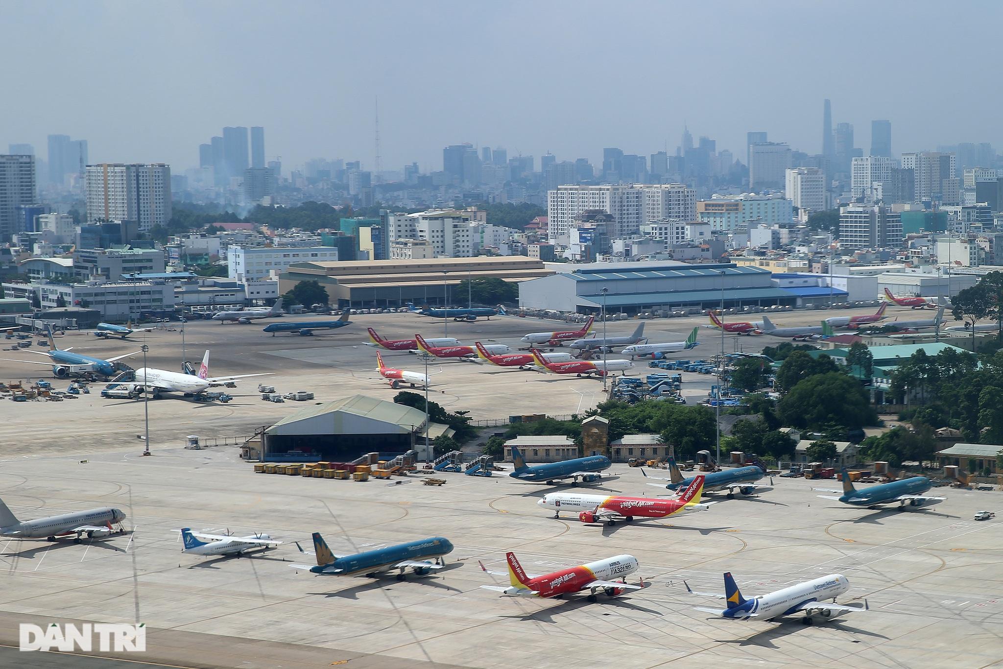 Kế hoạch khai thác đường bay: Gửi mọi tỉnh thành có sân bay trừ... Hà Nội