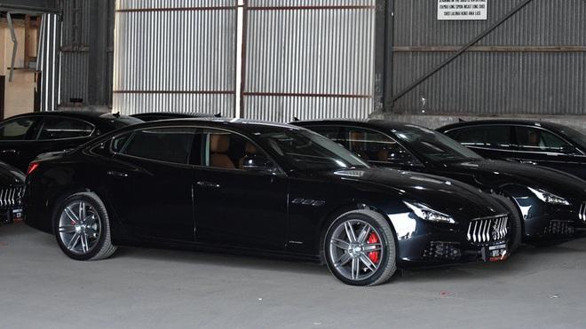 Papua New Guinea bán đại hạ giá dàn xe Maserati đầy tai tiếng - 2