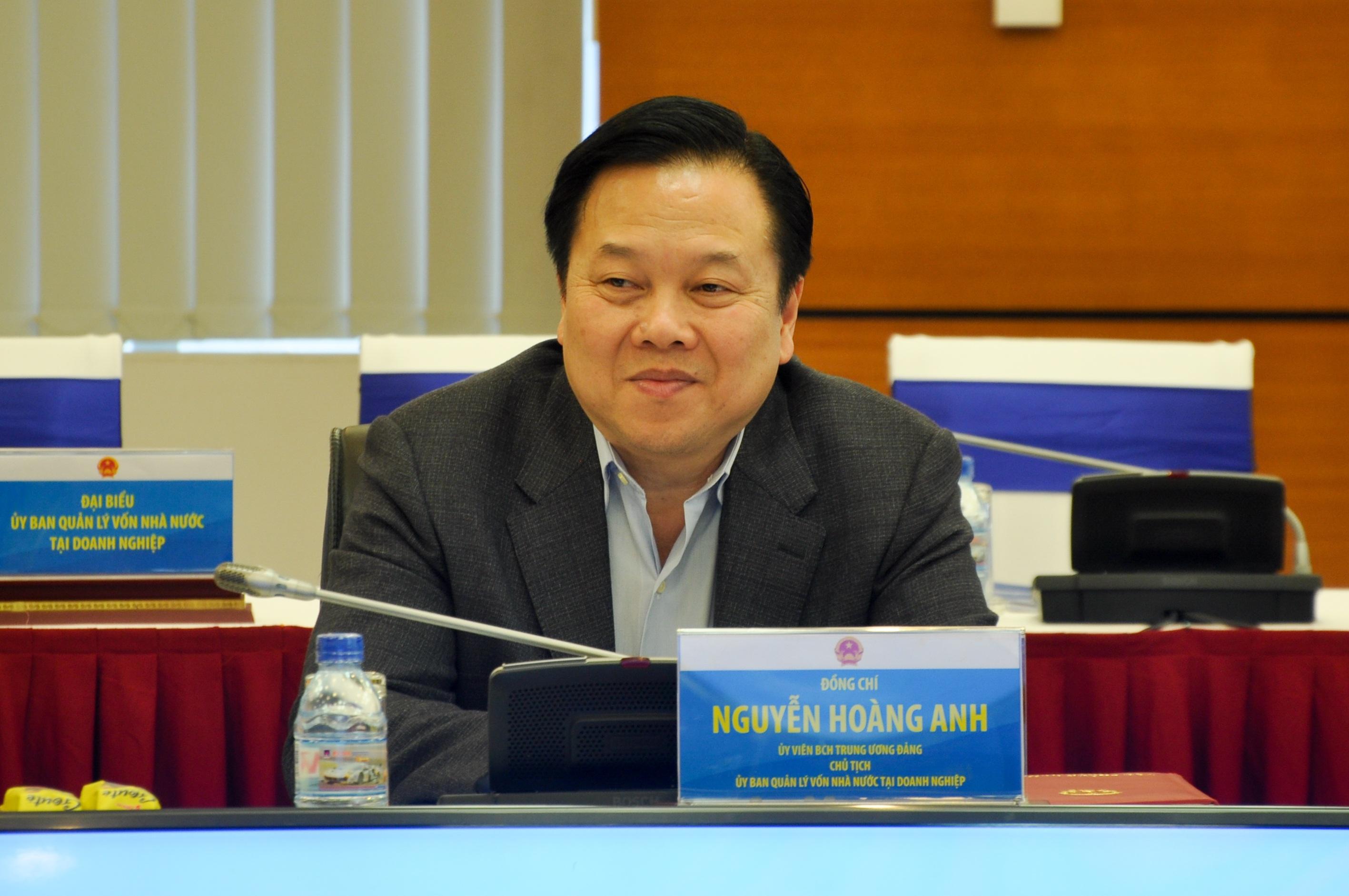 Chủ tịch Ủy ban Quản lý vốn: Dùng vốn Nhà nước hiệu quả, tối ưu nguồn lực