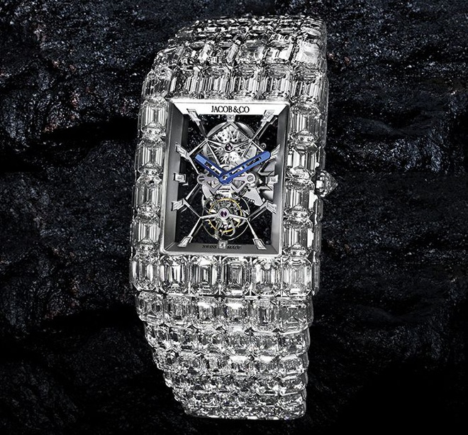 Những chiếc đồng hồ đeo tay đắt nhất thế giới từng được bán đấu giá - 3