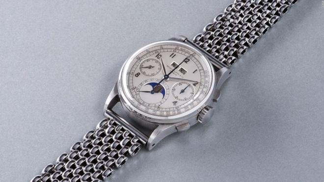Những chiếc đồng hồ đeo tay đắt nhất thế giới từng được bán đấu giá - 5